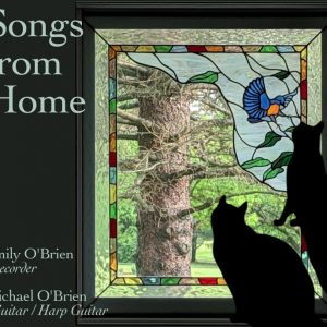 songs from home cover
